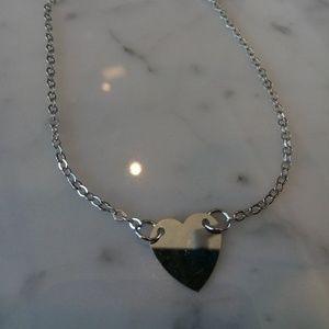 Jewelry - Silver ankle bracelet $25